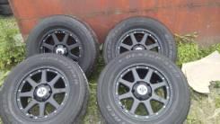 """Продам новые колёса MLJ Xtreme-J на TLC100""""200 на хор летней резине. 8.0x18 5x150.00 ET50 ЦО 106,0мм."""