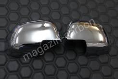 Накладка на зеркало. Nissan Latio, N17 Двигатель HR12DE