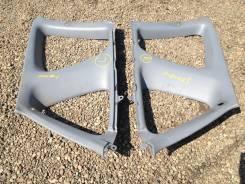 Обшивка багажника. Toyota Ipsum, SXM10