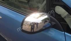 Накладка на зеркало. Nissan Leaf
