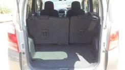 Обшивка багажника. Toyota Ractis, NCP100 Двигатель 1NZFE