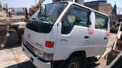Корзина сцепления. Toyota Toyoace Toyota Dyna, LY162 Двигатель 5L
