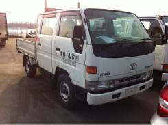 Ступица. Toyota Toyoace Toyota Dyna, LY152 Двигатель 5L