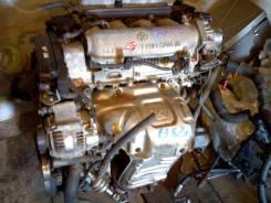 Двигатель в сборе. Toyota RAV4, SXA10W Двигатель 3SGE