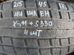 Michelin XM+S 100. Всесезонные, износ: 5%, 4 шт