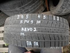 Bridgestone Dueler A/T Revo 2. Всесезонные, износ: 5%, 2 шт