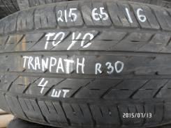 Toyo Tranpath R30. Летние, износ: 5%, 4 шт