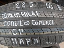 Continental ContiEcoContactCP. Летние, без износа, 2 шт