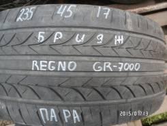 Bridgestone Regno GR-7000. Летние, износ: 5%, 2 шт