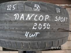 Dunlop SP Sport 2050. Летние, износ: 5%, 4 шт