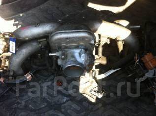 Заслонка дроссельная. Subaru Forester, SH5 Двигатель EJ20
