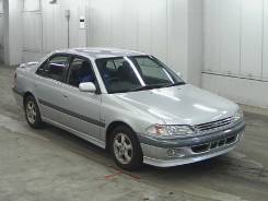 Toyota Carina. AT210, 4AGE BLACK TOP