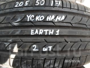 Yokohama DNA Earth-1 EP400. Летние, износ: 5%, 2 шт