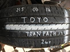 Toyo Tranpath J48D. Летние, износ: 5%, 2 шт