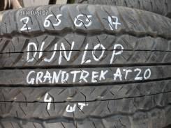 Dunlop Grandtrek AT20. Летние, износ: 5%, 4 шт