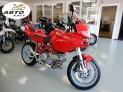 Ducati Multistrada. 1 000 куб. см., исправен, птс, без пробега