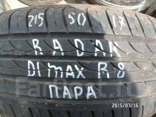 Radar Dimax R8. Летние, износ: 5%, 2 шт