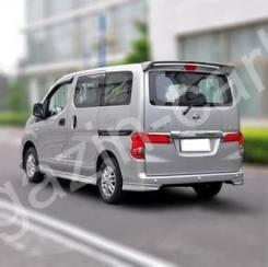 Спойлер. Nissan NV200, M20, VM20, VNM20 Двигатель HR16DE