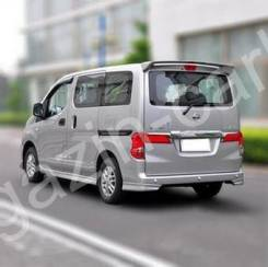 Спойлер. Nissan NV200