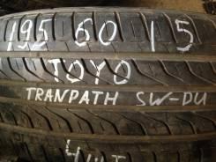 Toyo Tranpath S/U. Летние, износ: 5%, 4 шт