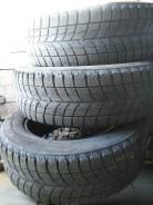 Bridgestone Blizzak WS-60. Зимние, без шипов, износ: 80%, 2 шт
