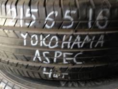 Yokohama Aspec. Летние, износ: 5%, 4 шт