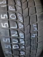 Dunlop SP Winter Sport 400. Всесезонные, износ: 5%, 4 шт