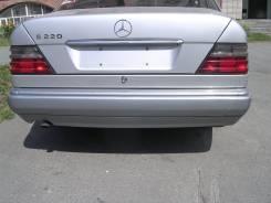 Крышка багажника. Mercedes-Benz E-Class, W124, 124 Двигатель 111