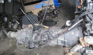 Механическая коробка переключения передач. Nissan Terrano, WHYD21, 21 Двигатель VG30E