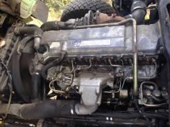 Двигатель. Hino Ranger, FD1JJC Двигатель J08CT