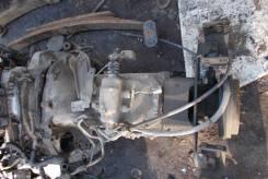 Механическая коробка переключения передач. Mazda Titan Двигатель 4HG1