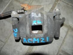 Суппорт тормозной. Toyota Ipsum, ACM21, ACM21W Двигатель 2AZFE