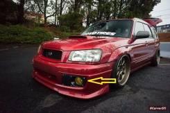 Губа. Subaru Forester, SG5. Под заказ