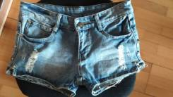 Шорты джинсовые. 40-44