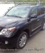 Дефлектор люка. Toyota Hilux Surf Toyota 4Runner Toyota Land Cruiser Toyota Land Cruiser Prado Lexus LX570 Lexus GX460 Lexus GX470