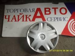 "Колпак колеса R14 Рено Символ. Диаметр 14"", 1 шт."