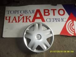 "Колпак колеса Renault Megan R14. Диаметр Диаметр: 14"", 1 шт."