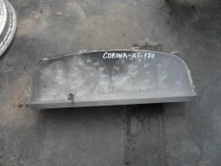 Панель приборов. Toyota Corona, AT170 Двигатель 5AF