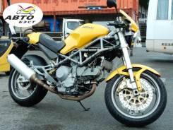 Ducati Monster 1000S i.e. 1 000 куб. см., исправен, птс, без пробега