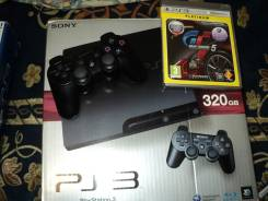 Sony Playstation 3 Slim.