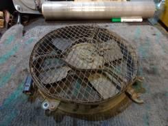 Вентилятор охлаждения радиатора. Toyota Carina, AT170