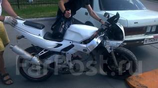 Honda CBR 250R. 250 куб. см., неисправен, без птс, с пробегом