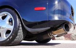 Выхлопная система. Toyota Supra, JZA80 Двигатель 2JZGTE