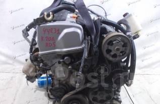 Двигатель в сборе. Honda CR-V, RD5 Двигатели: K20A, K20A4