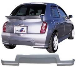 Губа. Nissan Micra, K12 Nissan March, K12. Под заказ