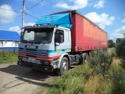 Scania. Сцепка скания 93, 9 000куб. см., 20 000кг., 4x2