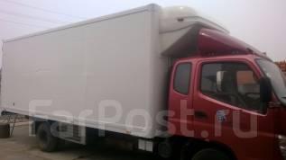 Foton Auman. Продается грузовой фургон , 5 000 куб. см., 7 000 кг.