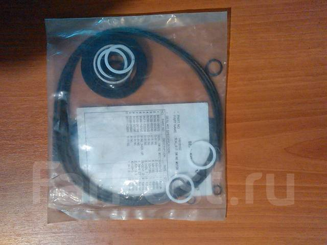 Набор уплотнений поворотного редуктора экскаватора (VOE 14518162). Volvo Samsung