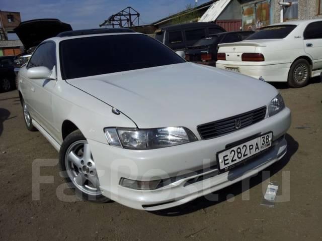 Обвес кузова аэродинамический. Toyota Mark II, GX90, JZX90, JZX90E, LX90, LX90Y, SX90 Двигатели: 1GFE, 1JZGE, 1JZGTE, 2LTE, 4SFE