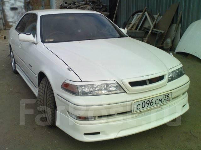 Обвес кузова аэродинамический. Toyota Mark II, GX100, JZX100, LX100